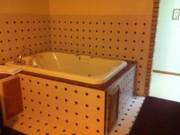 King Suite Jacuzzi with Fireplace Tub