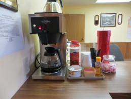 prentice coffee center