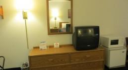 dresser tv