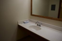 Standard King Room Sink